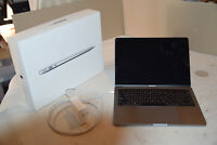 Apple MacBook Air 2018 8GB RAM Dual Core i5 2.8 GHz Touch ID 256GB SSD PartsOnly