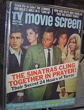 TV AND MOVIE SCREEN MAGAZINE May 1969 AUDREY HEPBURN Pat Morrow MIKE DOUGLAS