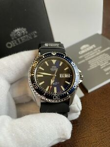 Orient Kamasu III RA-AA0006L19B Automatic 200M Men's Watch *UK Seller*