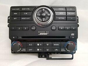 Brand New Original Nissan Bose Radio Panel Fits Pathfinder Armada 28395-9GA1A