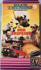 VHS Blue Thunder - Das Fliegende Auge: Der Erzfeind (1987) FSK 16 Pappschuber