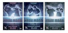 Krav Maga 3 DVD SET beginner to advanced   NEW