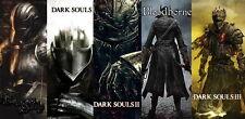 """129 Dark Souls 3 - III Hot Video Game 29""""x14"""" Poster"""