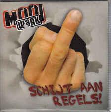 Mooi Wark-Schijt Aan Regels cd single