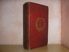 Oeuvres choisies de TACITE notes par Letellier annales vie d'Agricola Rome