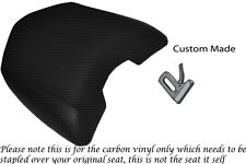 CARBON VINYL 04-09 CUSTOM FITS DUCATI MULTISTRADA DS 1000 1100 620 REAR COVER