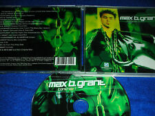 CD dj MAX B.GRANT CONTROL 1 the moon PASTA MAN jürgen