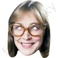 Simon Le Bon 80/'s Retro Singer Fun Card Mask Ready To Wear