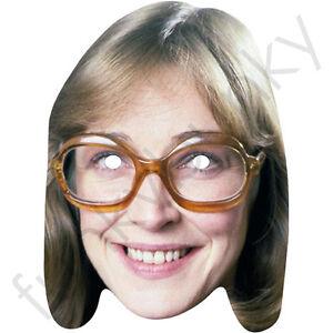 Anne Kirkbride, Deirdre Barlow Celebrity Card Mask - All Masks Are Ready To Wear
