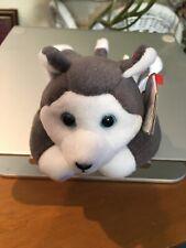 TY Beanie Baby Nanook  Husky Dog 1996