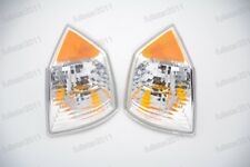 Side Marker Parking Turn Signal Corner Light Lamps For Jeep Compass 2007-2010
