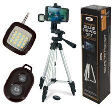 NGT Pêche Selfie Trépied pour Téléphone Contrôle à Distance Lumière Nuit Carpe Pod Stand