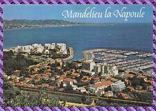Mandelieu La Napoule, vue aerienne