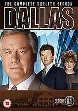 Dallas - Season 12 [DVD] [2010] Linda Gray, Barbara Bel Brand New and Sealed