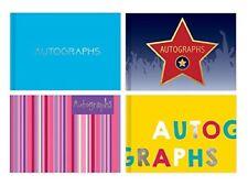 BULK PRICE - 12 X Tallon Leavers Autograph Signature Books Asst. Designs (6260)
