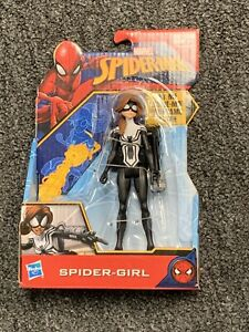 """Marvel Spider-Man SPIDER-GIRL by Hasbro 6"""" Action Figure NEW in Box"""