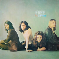 Free - Fire And Water 180g vinyl LP NEW/SEALED Paul Rodgers All Right Now