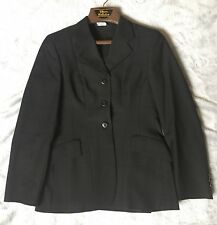 Grand Prix Hunt Show Coat Black 10S