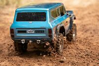 Redcat Racing Gen8 Scout II 4WD Crawler 1/10 Scale RC Truck Waterproof  - BLUE