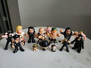 LOT Funko Pop WWE Mystery Minis Roddy Cena Roman REIGNS NASH Seth ROLLINS Austin