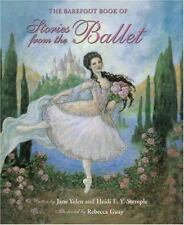 The Barefoot Book of Ballet Stories-ExLibrary