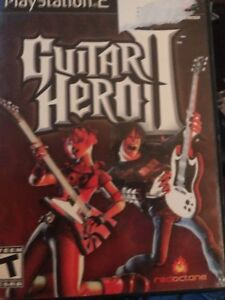 Guitar Hero II (Sony PlayStation 2, 2006)