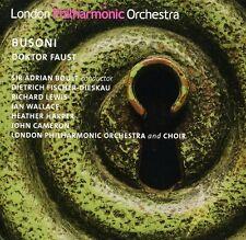 Adrian Boult, F. Busoni - Doktor Faust [New CD]