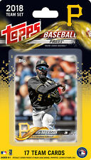 Pittsburgh Pirates 2018 Topps Factory 17 Card Team Set  Harrison  Marte  Freese