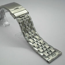 WATCH BRACELET Stainless Steel 22mm 24mm Quality Replacement Band Strap Smart
