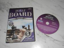 Hoyle Brettspiele - 16 Klassische Brettspiele Inc Schach & Reversi-PC Spiel -