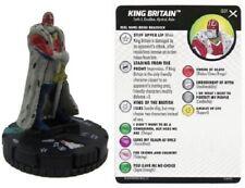 Marvel Heroclix - Earth X - KING BRITAIN #031
