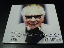 "CD DIGIPACK ""AMALAVAGUE"" Eric CHARDEN"