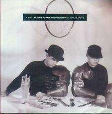 "7"" pet shop boys/left to my own devices (d)"