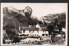 Somerset Postcard - Lion Rock, Cheddar  RT1369