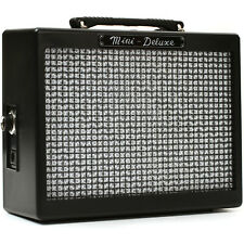 New Fender MD20 Mini Deluxe Electric Guitar Amplifier - Portable Practice Amp
