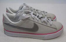 Nike Dulce Clásico GS 367108-005 HUESO / PLATA/ ROSA TALLA 5