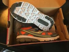 Saucony Boys Baby Ride St55306 Toddler Size 12 M Orange/Gray Sneakers Shoes