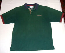 online retailer 0ef4f dee87 Cleveland Indians Green Gear For Sports Large Embroidered Cotton Polo Shirt