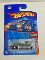 2004 Hot Wheels 2004 First Editions 93/100 Tooned 1963 Corvette NIP #093