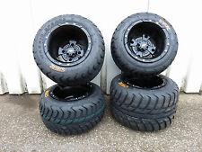 Suzuki LTZ400 VBW Sport Wheelset Wheel set Wheel rim set black matte