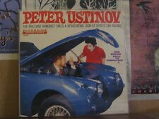 PETER USTINOV, GRAND PRIX - LP RLP 12-833 HOT ROD DRAG