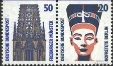 BRD (BR.Duitsland) W101 postfris 1994 Sehenswïürdigkeiten