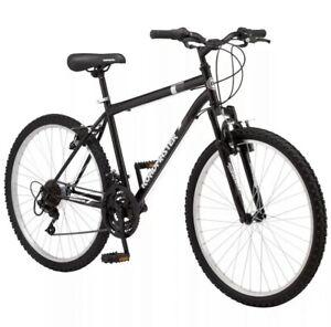 Roadmaster Granite Peak Men's Mountain Bike, 26-inch Wheels Black