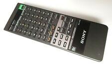 Original Sony RM-D1M Fernbedienung für MiniDisc Deck MD Remote MiniDisk