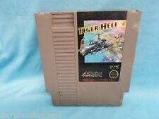 Original NES Tiger-Heli Game Cartridge ONLY ** Tested WORKS