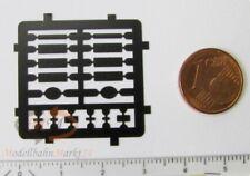 Ersatz-Tafelsatz geeignet z.B. für ROCO Dampflok 18 201 Spur H0 1:87 - NEU