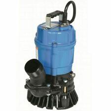 "Tsurumi HS3.75S-62 Semi-Vortex 3""Submersible Trash Pump with Agitator, 2, 1/2 HP"
