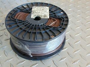 SOUTHWIRE  500' TFFN 16-26 BROWN *FREE SHIPPING*