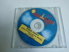 Pencil Pete's Print and Cursive Writing - Educational Software CD-ROM Elementary