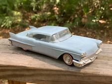 """1958 Cadillac Fleetwood 4DR HT Promo, """"Blue"""" Sixty Special Nice"""